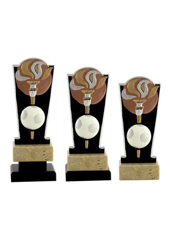 Trofeo antorcha bicolor deportivo