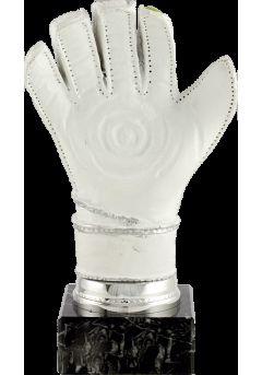 Trofeo guante fútbol