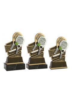 Trofeo pádel resina Thumb