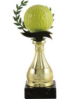 Trofeo pelota tenis alegórico Thumb