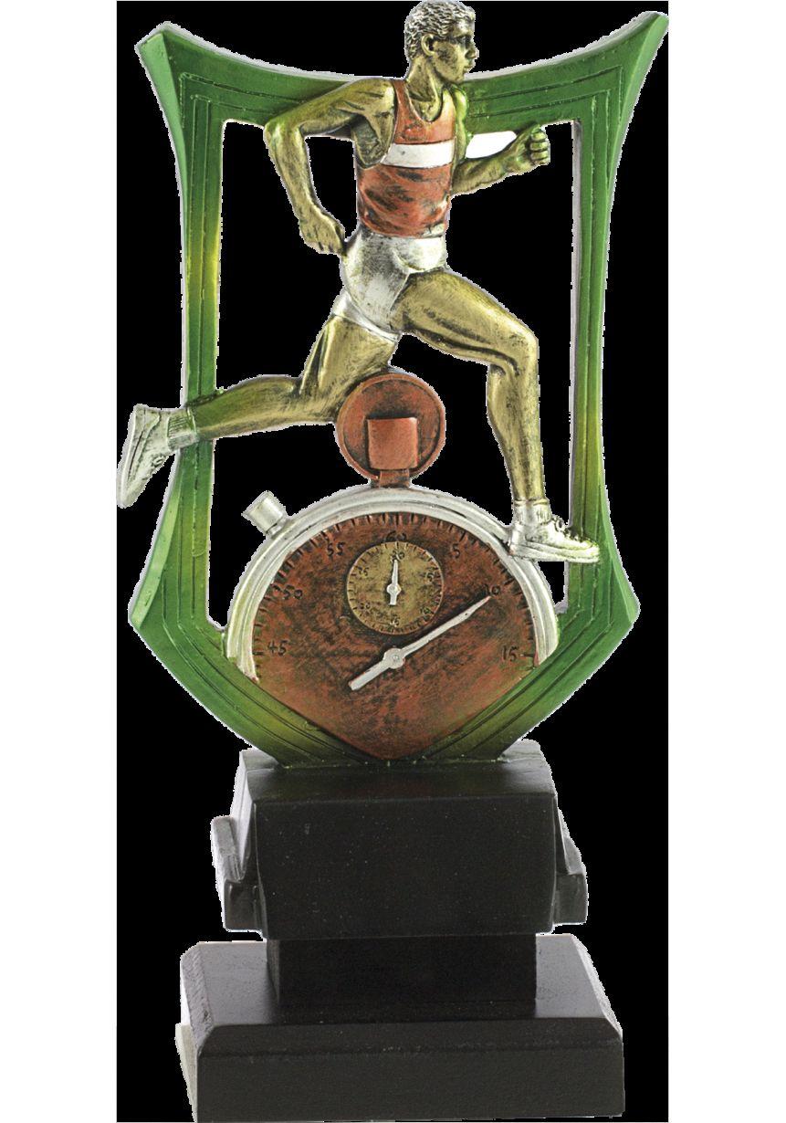 Trofeo escudo cross hombre