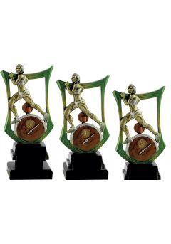 Trofeo escudo cross mujer Thumb