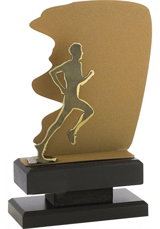 Trofeo corredor hombre