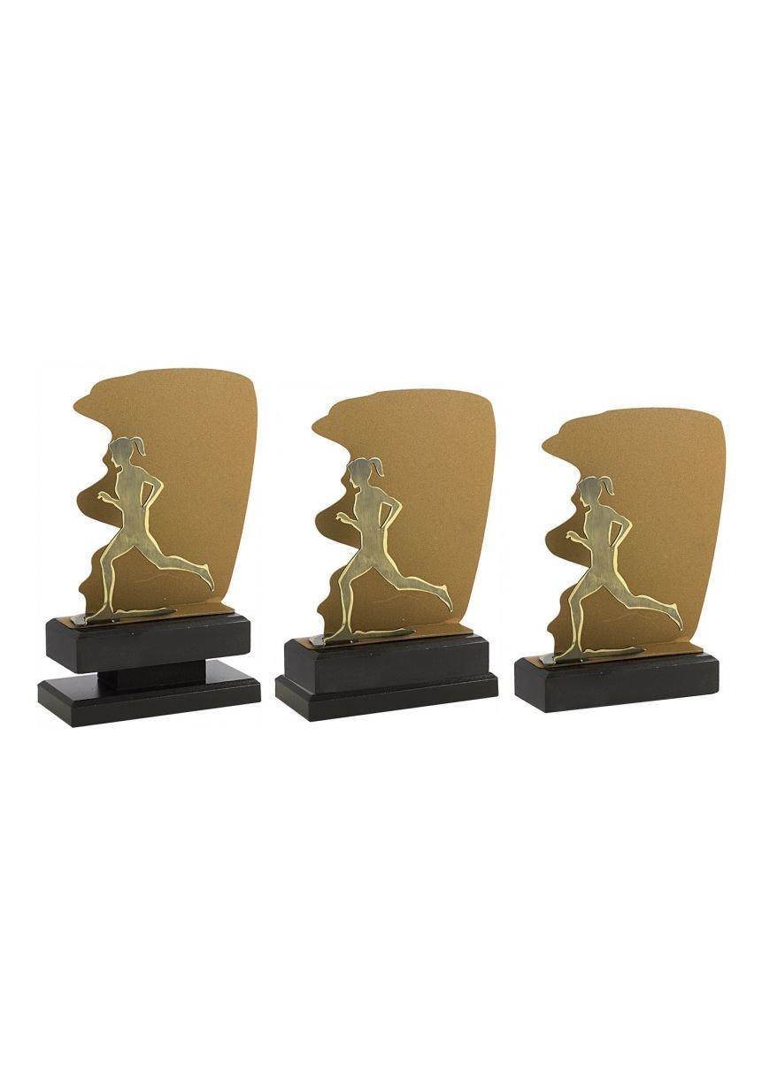 Trofeo corredor mujer