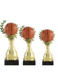 Trofeo pelota baloncesto alegórico Thumb