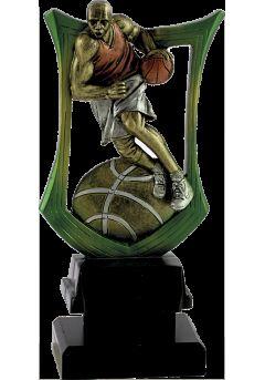 Trofeo escudo baloncesto