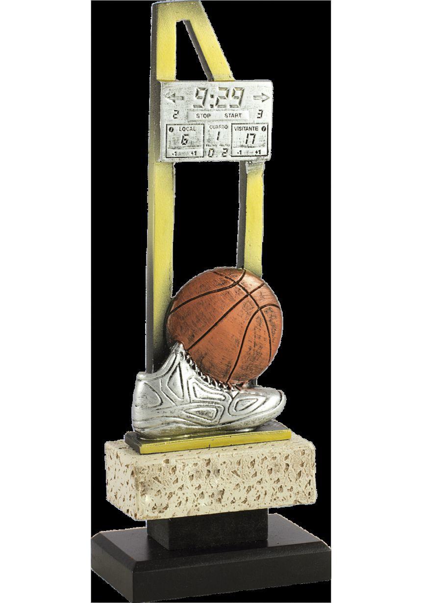 Trofeo pentágono baloncesto
