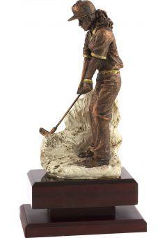Trofeo golf mujer Thumb