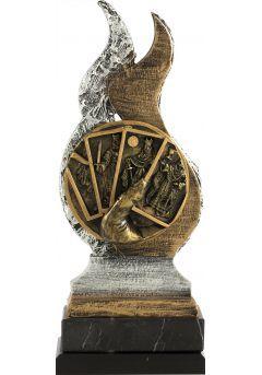 Trofeo de resina cartas Thumb