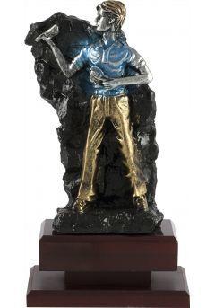 Trofeo jugadora de dardos Thumb