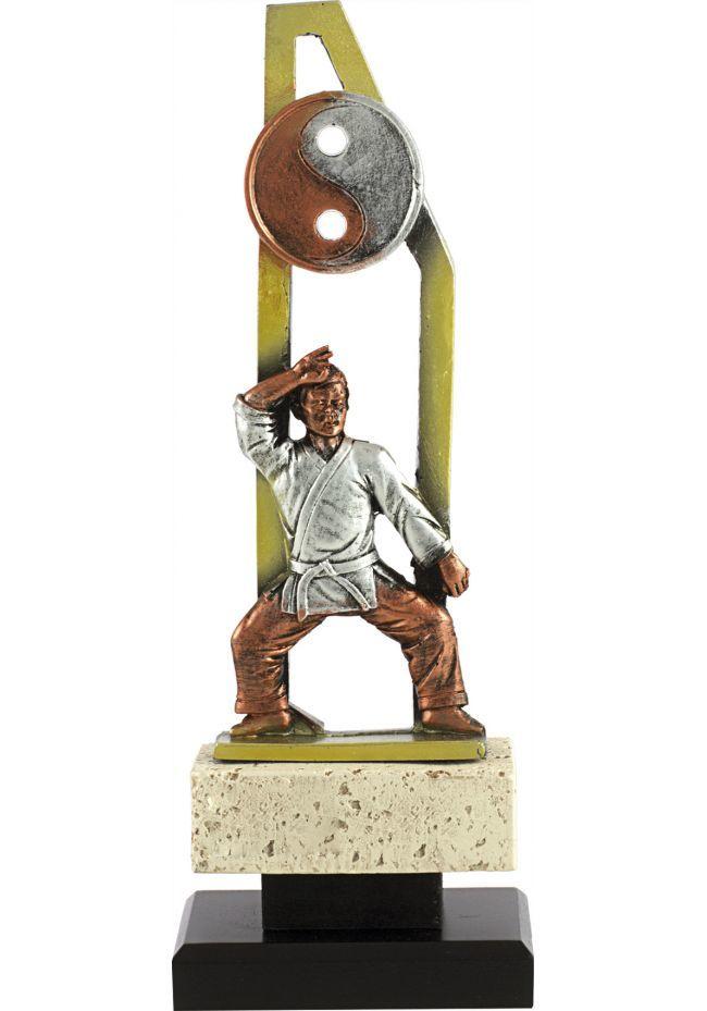 Trofeo de artes marciales