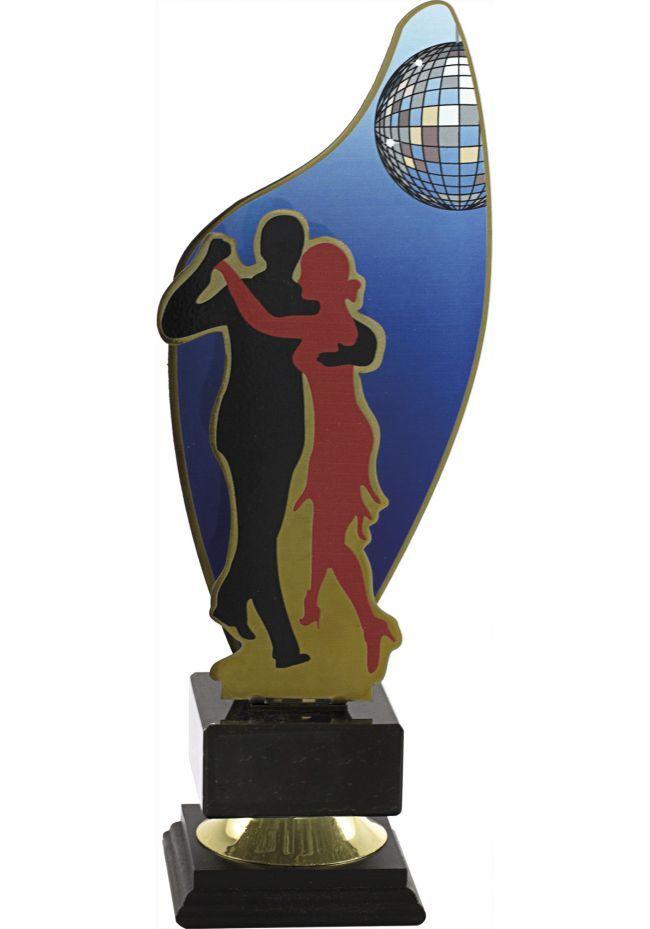 Trofeo baile disco