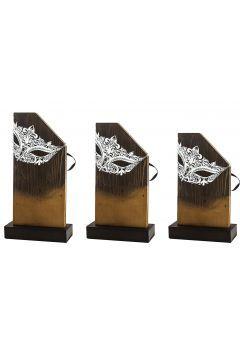 Trofeo madera antifaz Thumb