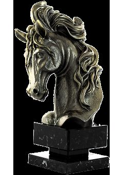 trofeo pentagono caballo 17
